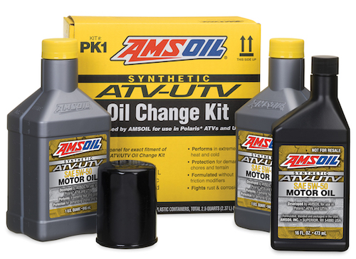 ATV/UTV Oil Change Kits for Polaris