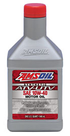 10W-40 Synthetic ATV/UTV Motor Oil