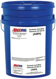 Synthetic Anti-Wear Hydraulic Oil - ISO 32 (AWH)