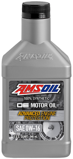 OE 0W-16 Synthetic Motor Oil (OES)