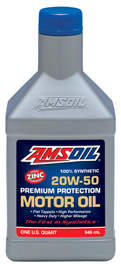 20W-50 Premium Protection Motor Oil (ARO)