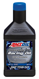 Dominator® Synthetic 15W-50 Racing Oil (RD50)